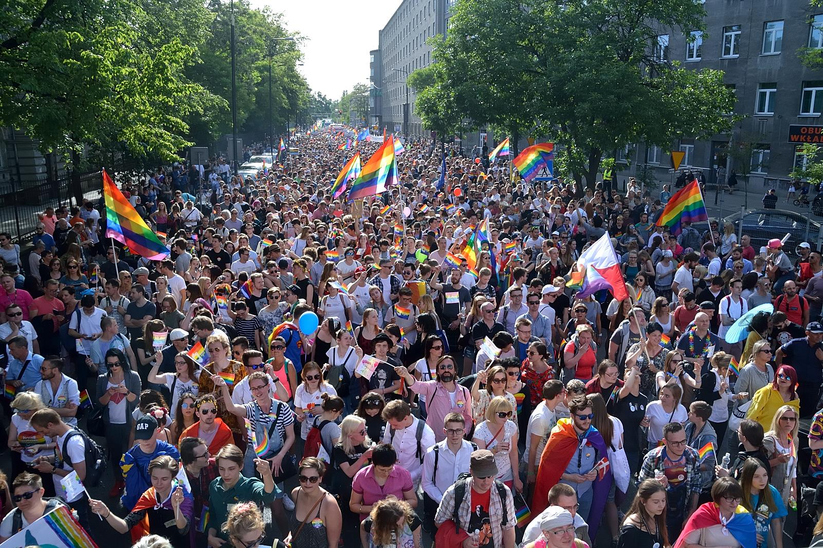 Equality Marches in Poland – 2018 year