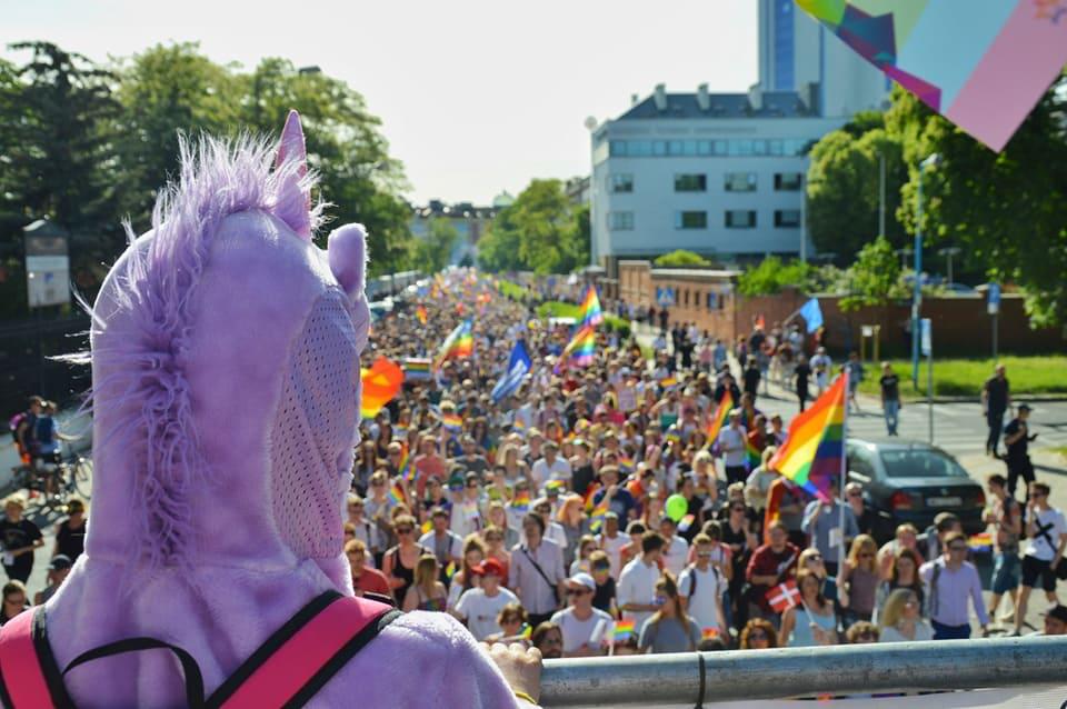 Jak powstaje Parada Równości? Od pomysłu do wydarzenia.