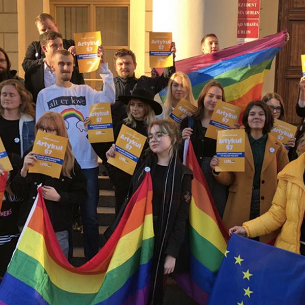 Oświadczenie ws. zakazu organizacji I Marszu Równości w Lublinie